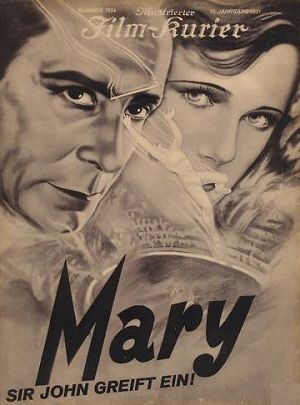 19310302marya Alfred Hitchcock   Mary (1931)