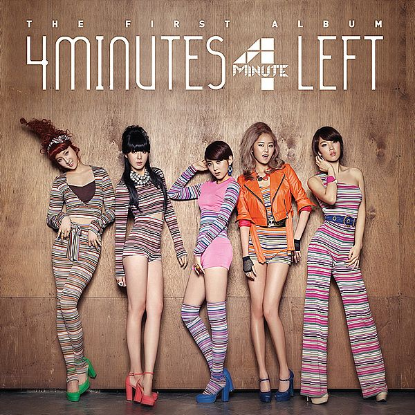 [Album] 4Minute   4Minutes Left