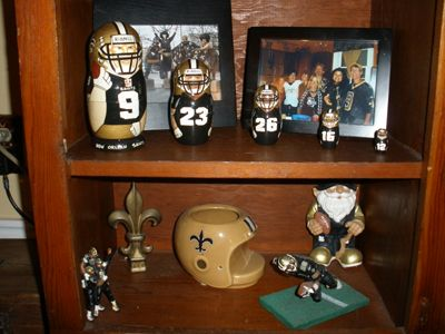 New Orleans Saints Shrine