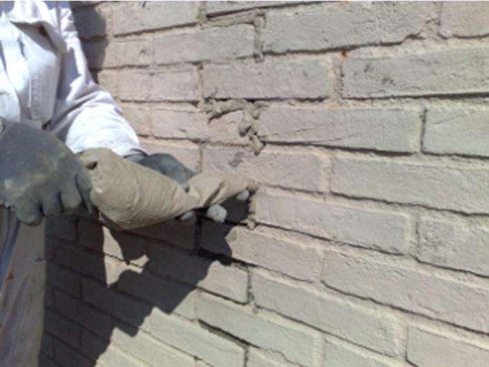 Piastrelle in klinker klinker piastrelle pavimento - Stucco per piastrelle ceramica ...