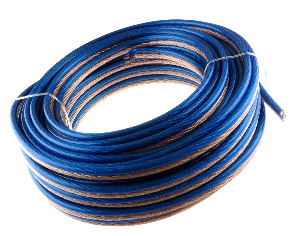 10 GAUGE 50  FEET SPEAKER WIRE  Wire