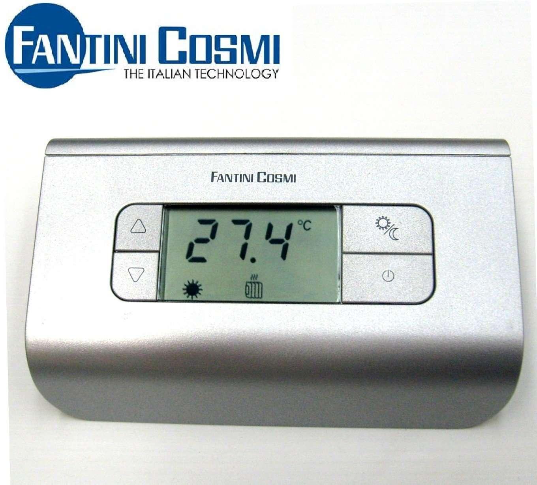 Fantini cosmi termostato ambiente digitale a batteria for Fantini cosmi ch115