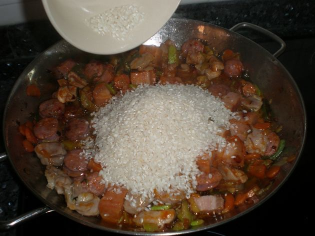 arroz1 - ▷ Arroz con embutidos 🥘