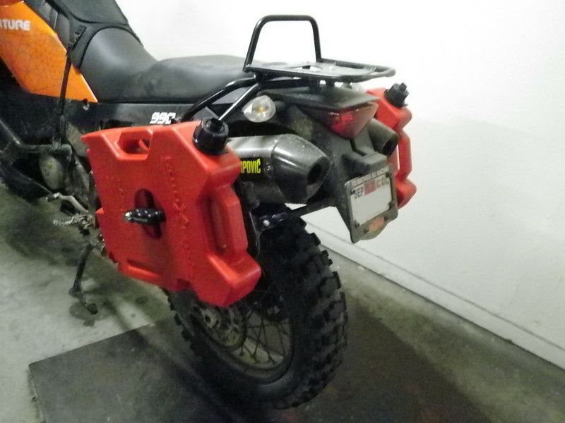Genial RotopaX 1 Gallon Tool / Storage Box | Upgrade Projects | XT225+250 Rideru0027s  Group
