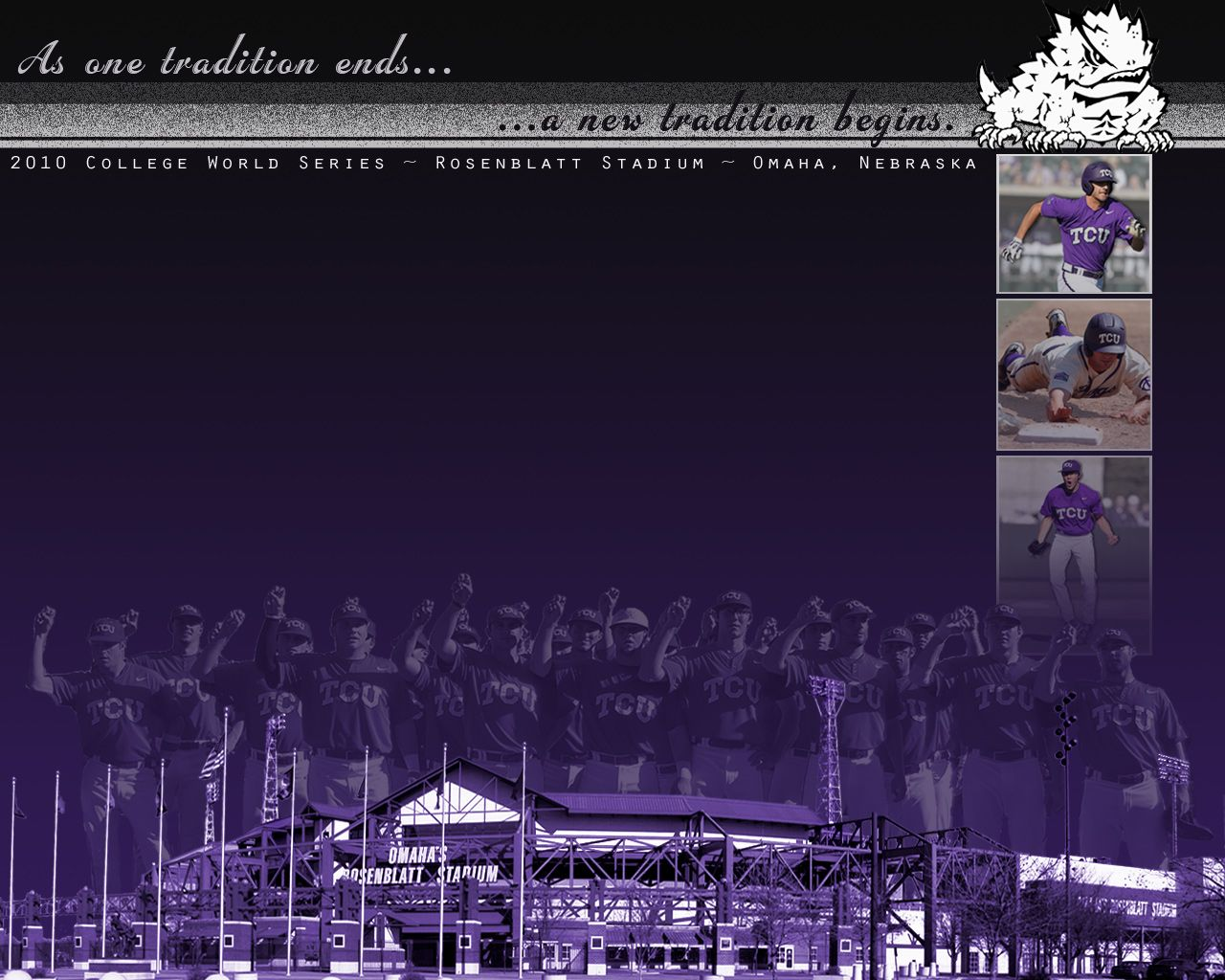 New TCU CWS Desktop Wallpaper 1280x1024