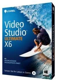 Corel VideoStudio Pro X6 v16.1.0.45 SP1