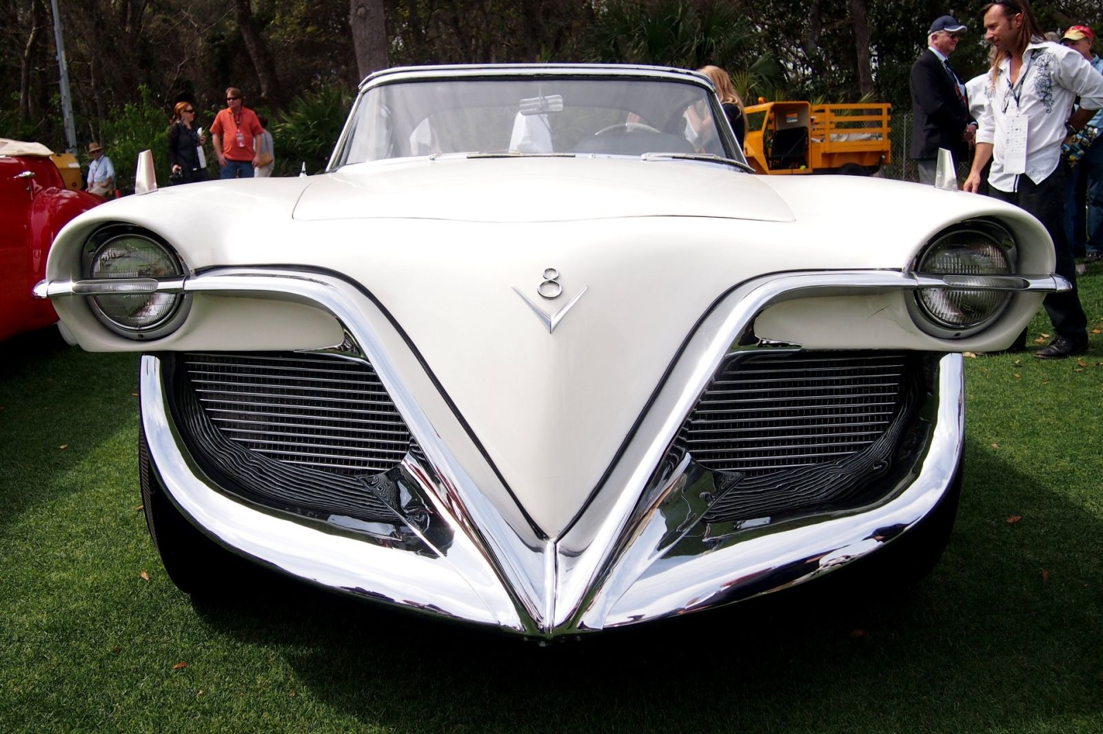 """Cadillac """"Die Valkyrie"""" by Brooks Stevens 