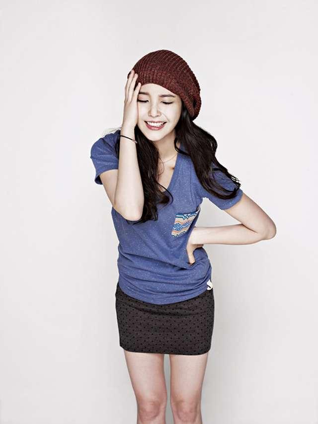Korean celebrity song ji hyo love scene - 1 part 5
